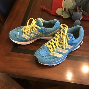 Adidas Adizero Turquoise Sz 7